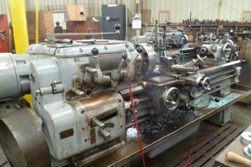 "Axelson Lathe - 14"" manual"