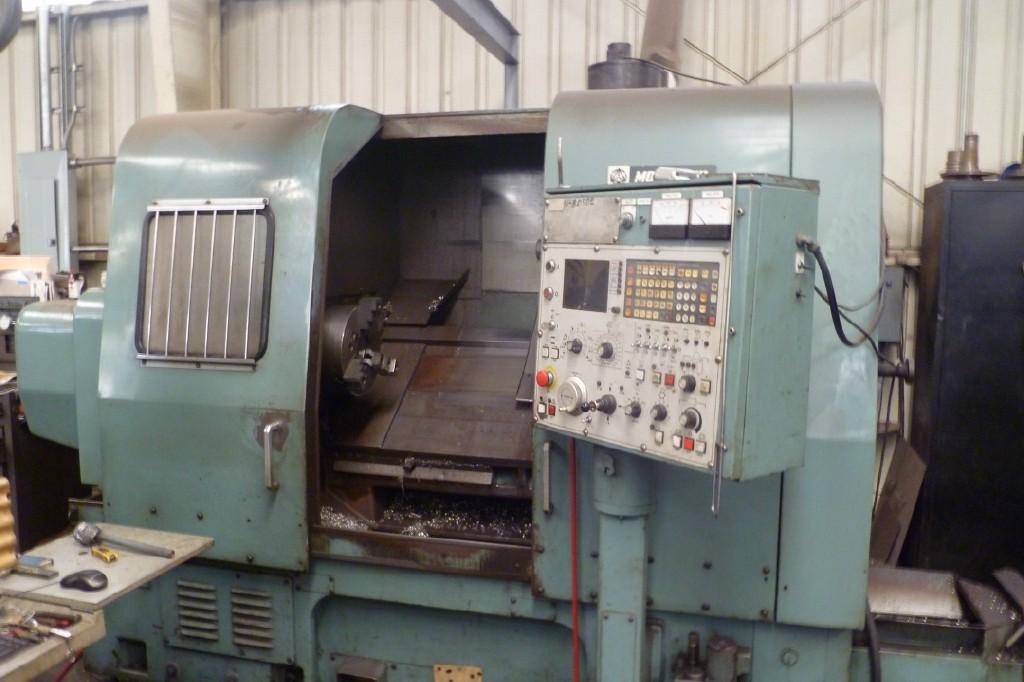 Mori Seiki SL-4 CNC Lathe